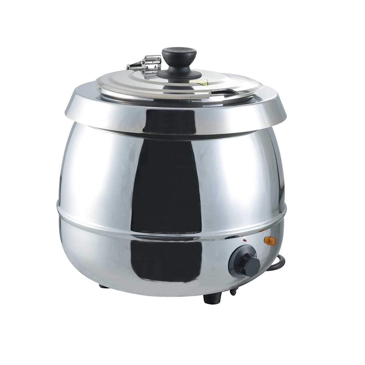 Calentador de Sopa Eléctrico Brunetti CS10B