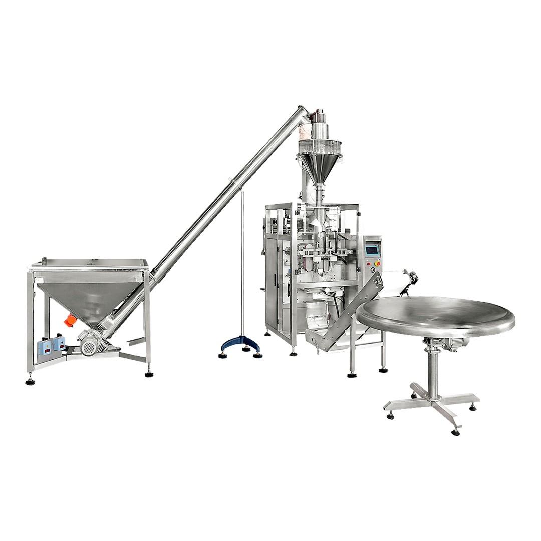Envasadora Flowpack Vertical Brunetti EFV420F - Para Polvos