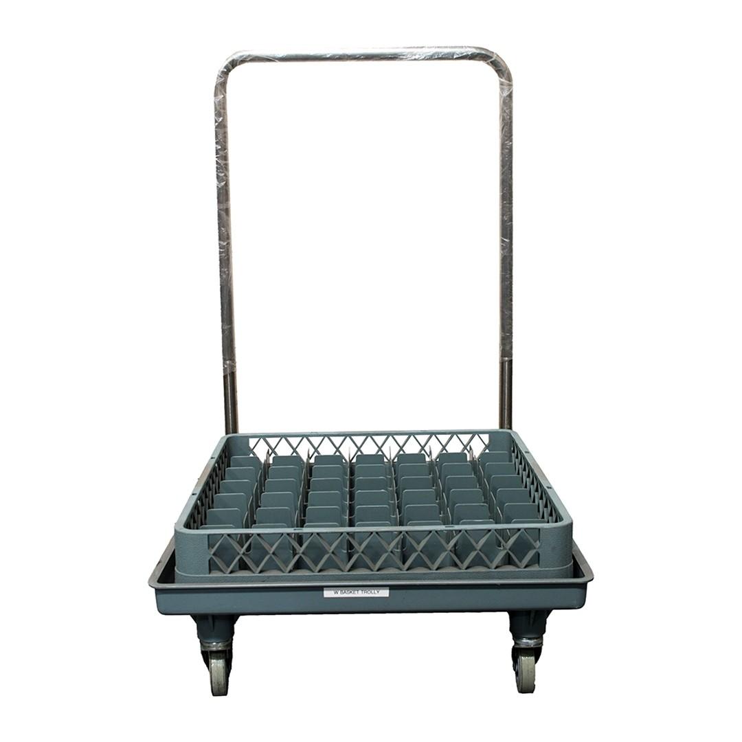 Lavadora de Vajillas Carro Porta Cestos