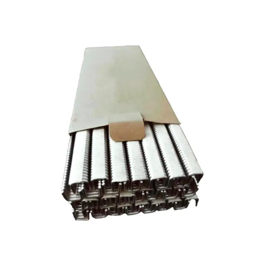 Clips Para Clipeadora Brunetti C506 (x4000 Unidades)
