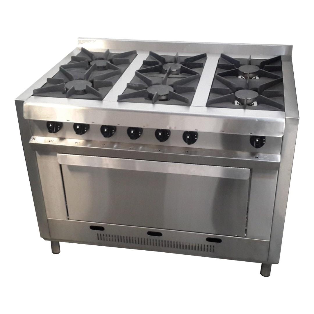 Cocina a Gas Brunetti G-110