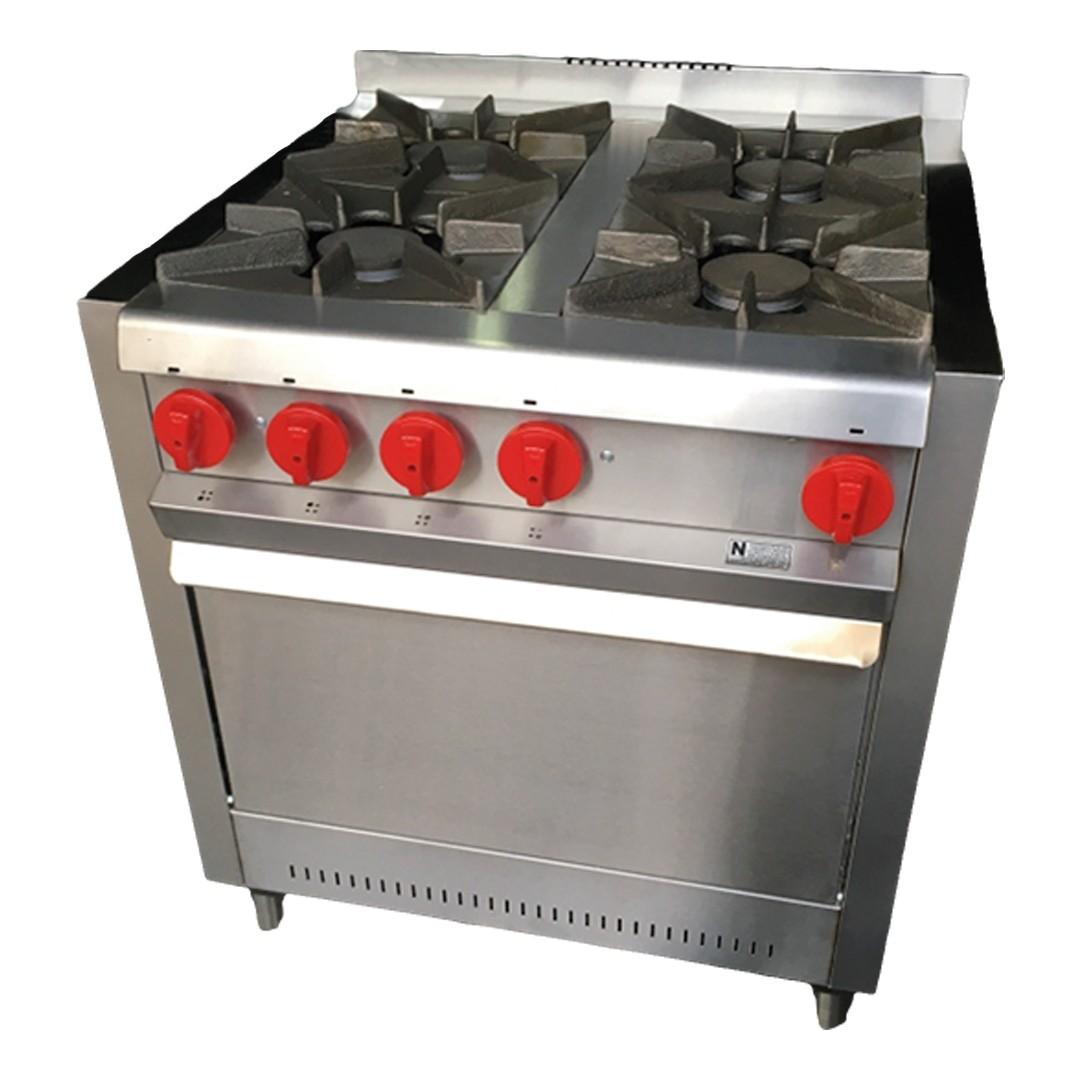 Cocina a Gas Brunetti G-75