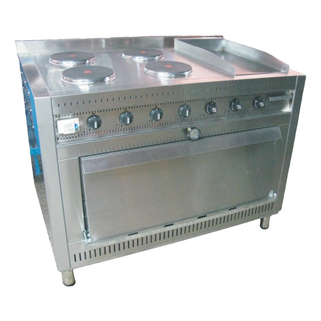 Cocina Eléctrica Brunetti E-110