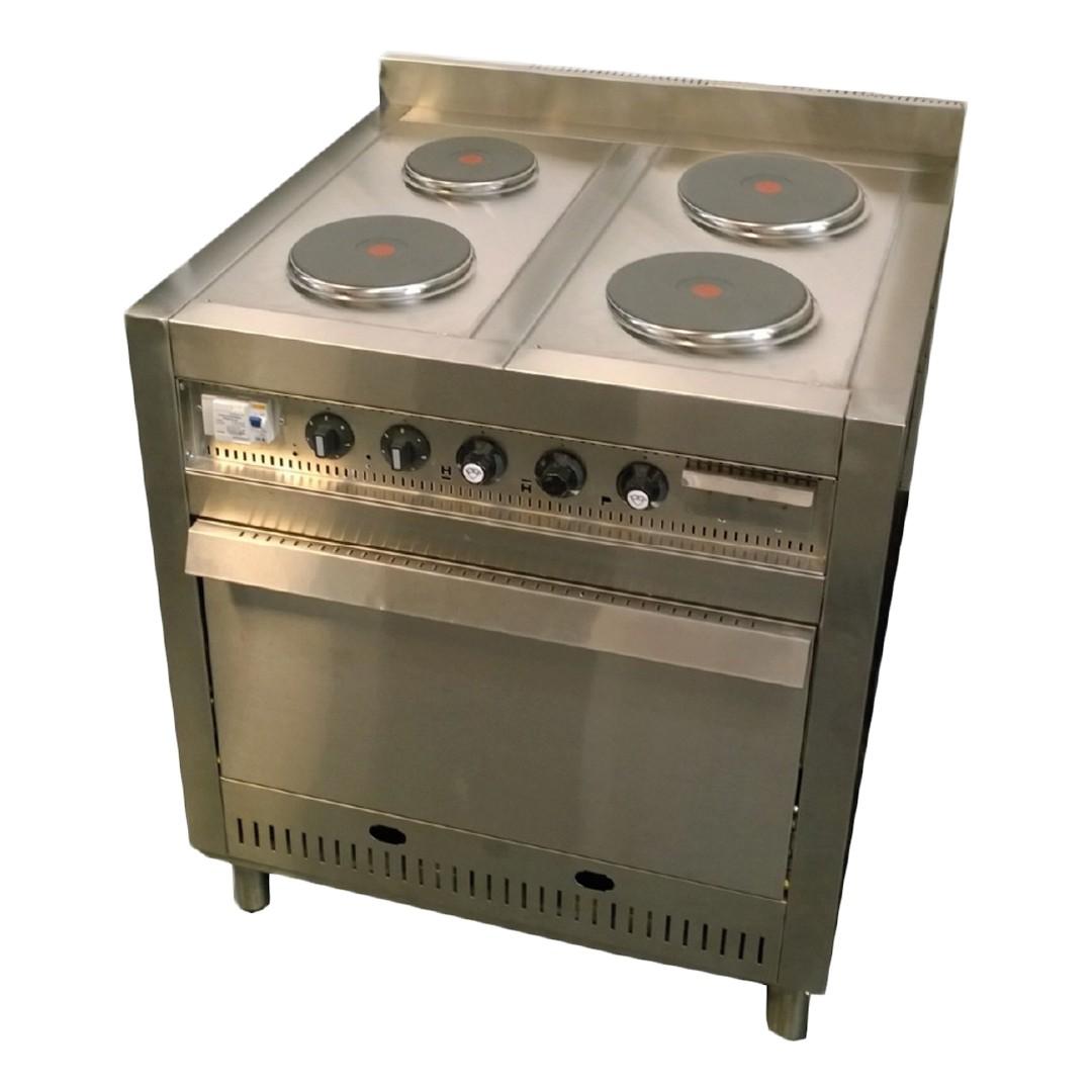 Cocina Eléctrica Brunetti E-75