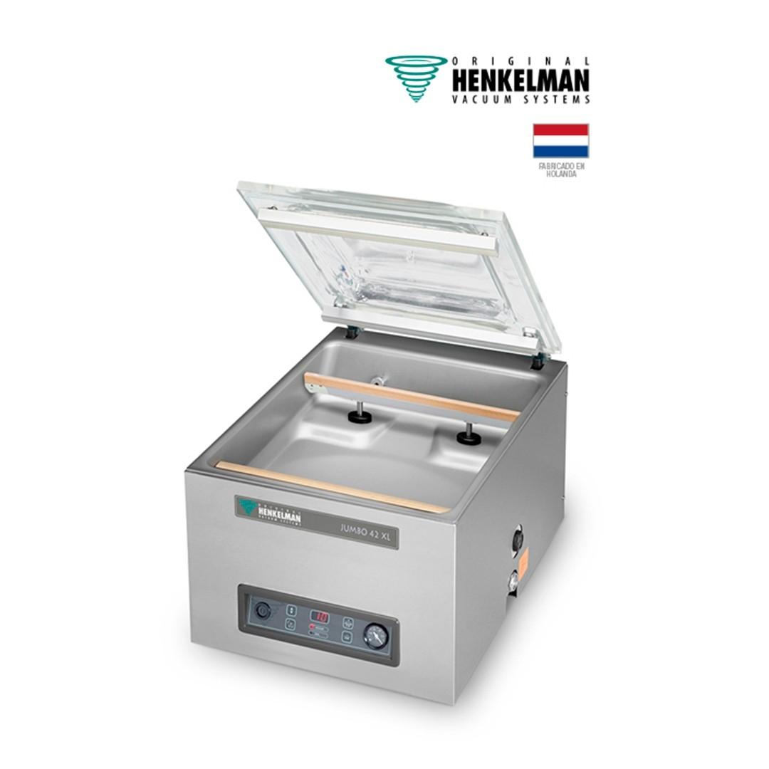 Envasadora al Vacío Henkelman Jumbo 42 XL (2x420 - De mesa)