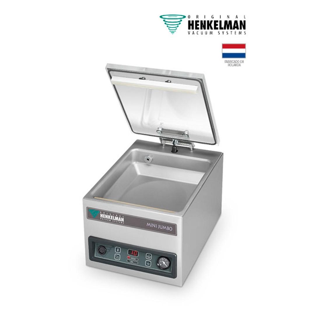 Envasadora al Vacío Henkelman Mini Jumbo (1x280 - De mesa)