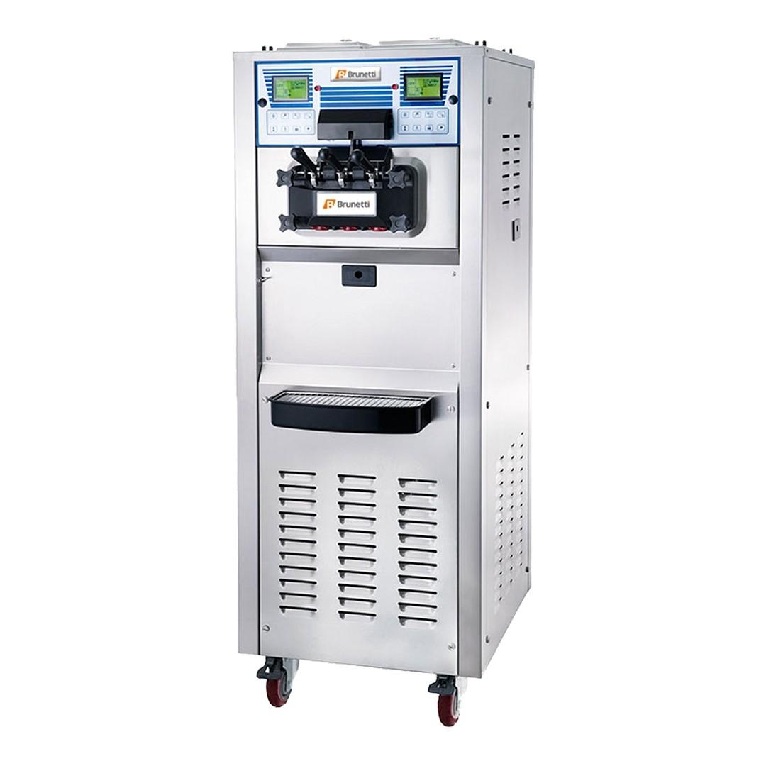 Fabricadora de Helados Soft Brunetti SFT48A (Bomba)