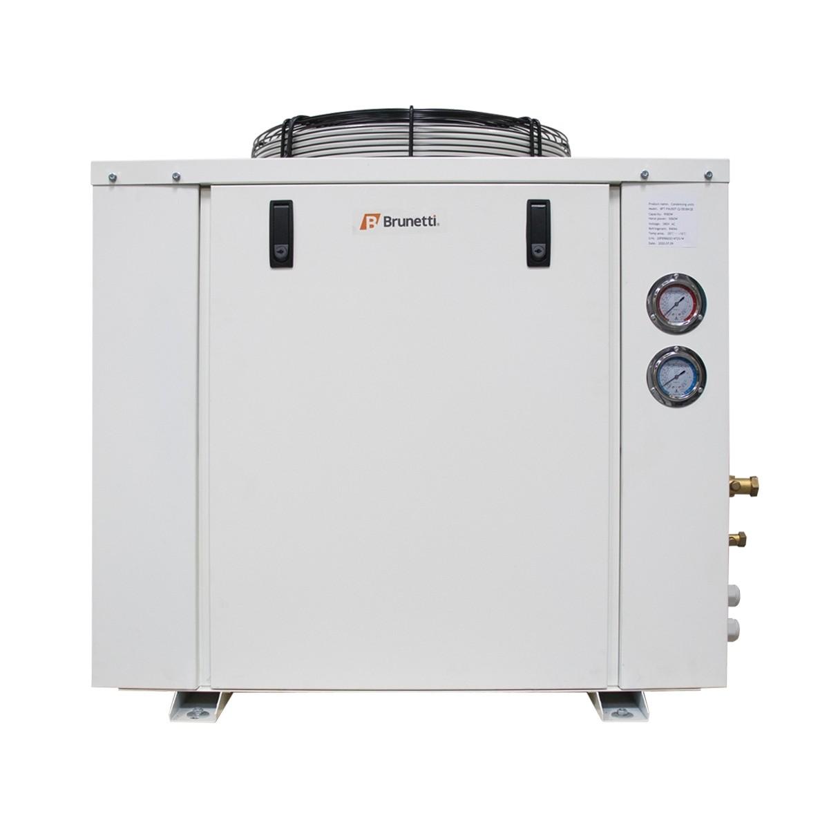 Unidad Condensadora MT Brunetti UCMT-C-50B 5HP