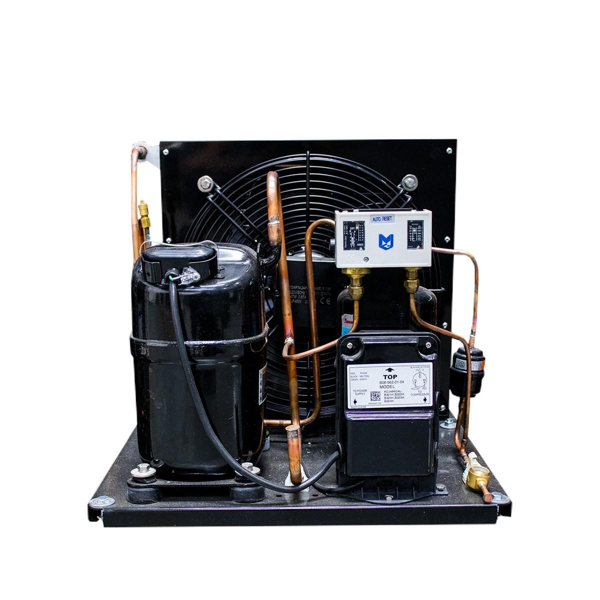 Unidad Condensadora MT Brunetti UCMT-SC-10B 1HP