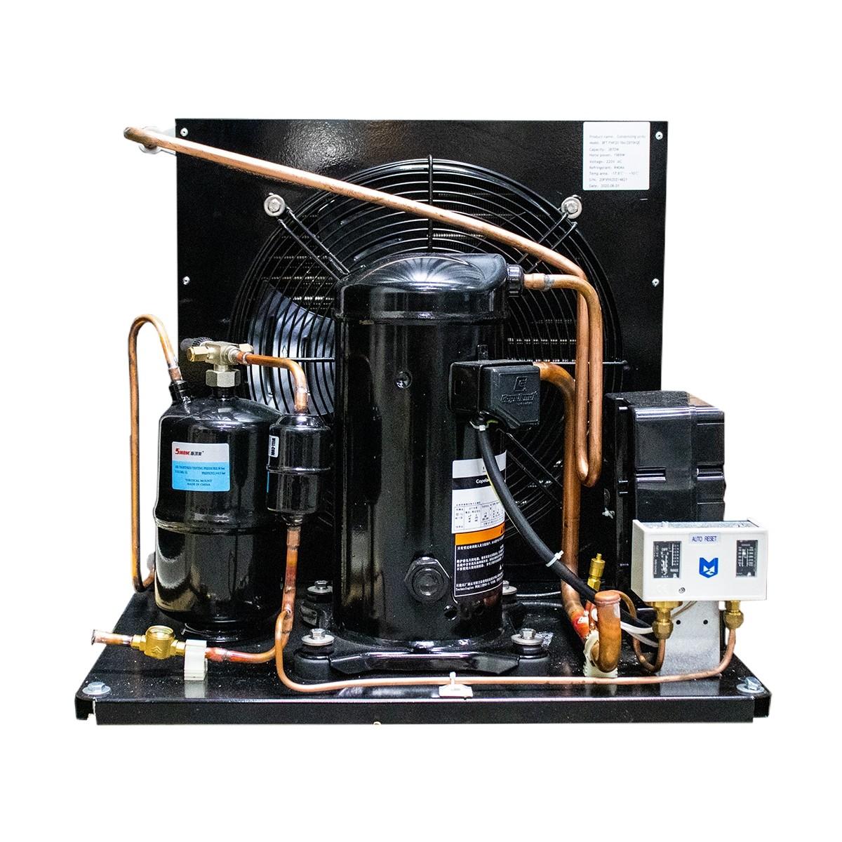 Unidad Condensadora MT Brunetti UCMT-SC-20B 2HP