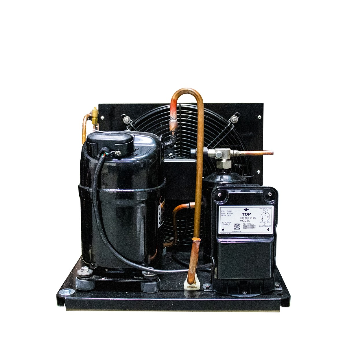 Unidad Condensadora MT Brunetti UCMT-SC-08B 0.8HP