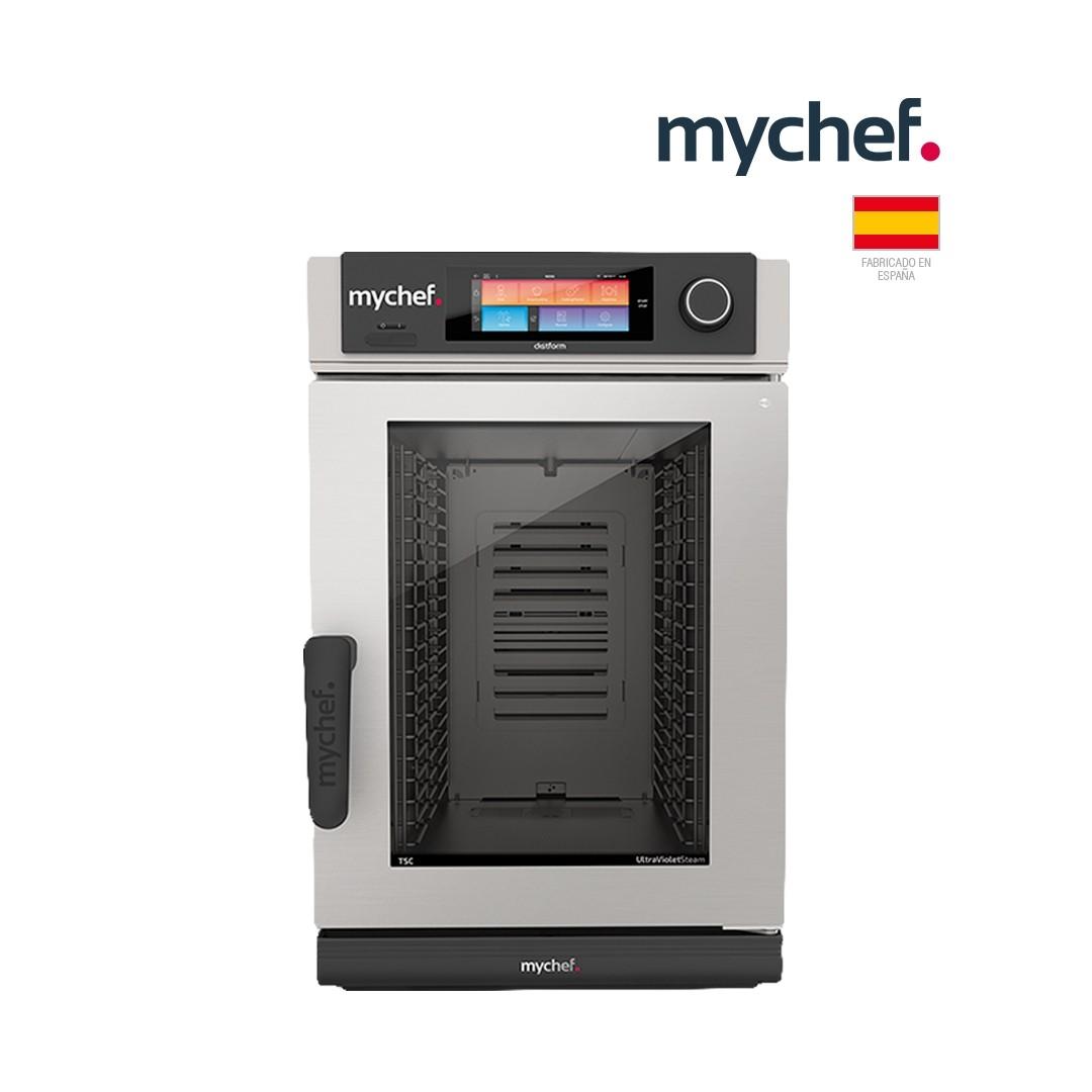 Horno Mixto MyChef Compact Evolution 9 GN 1/1 con TSC