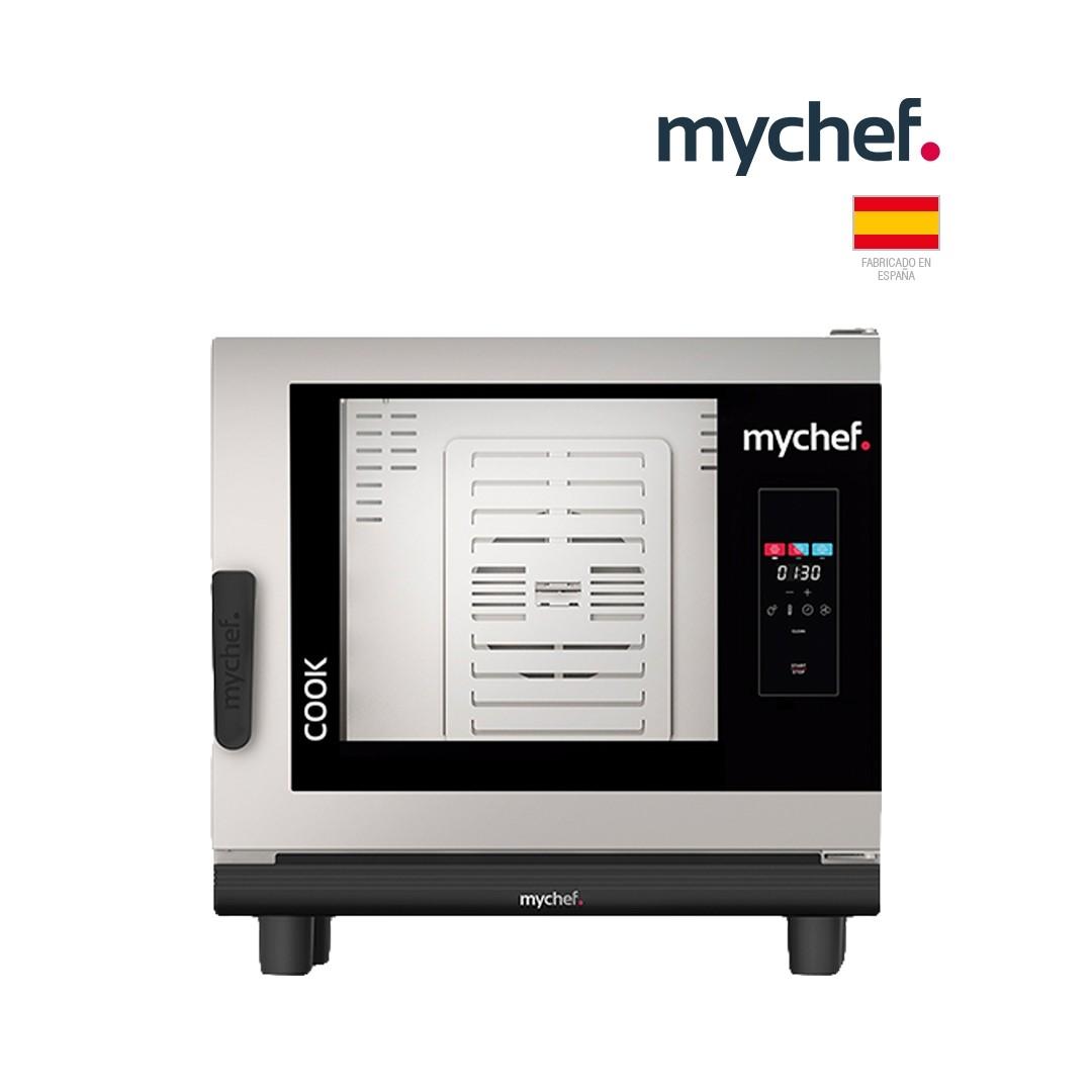 Horno Mixto MyChef Cook Pro 6 GN 1/1