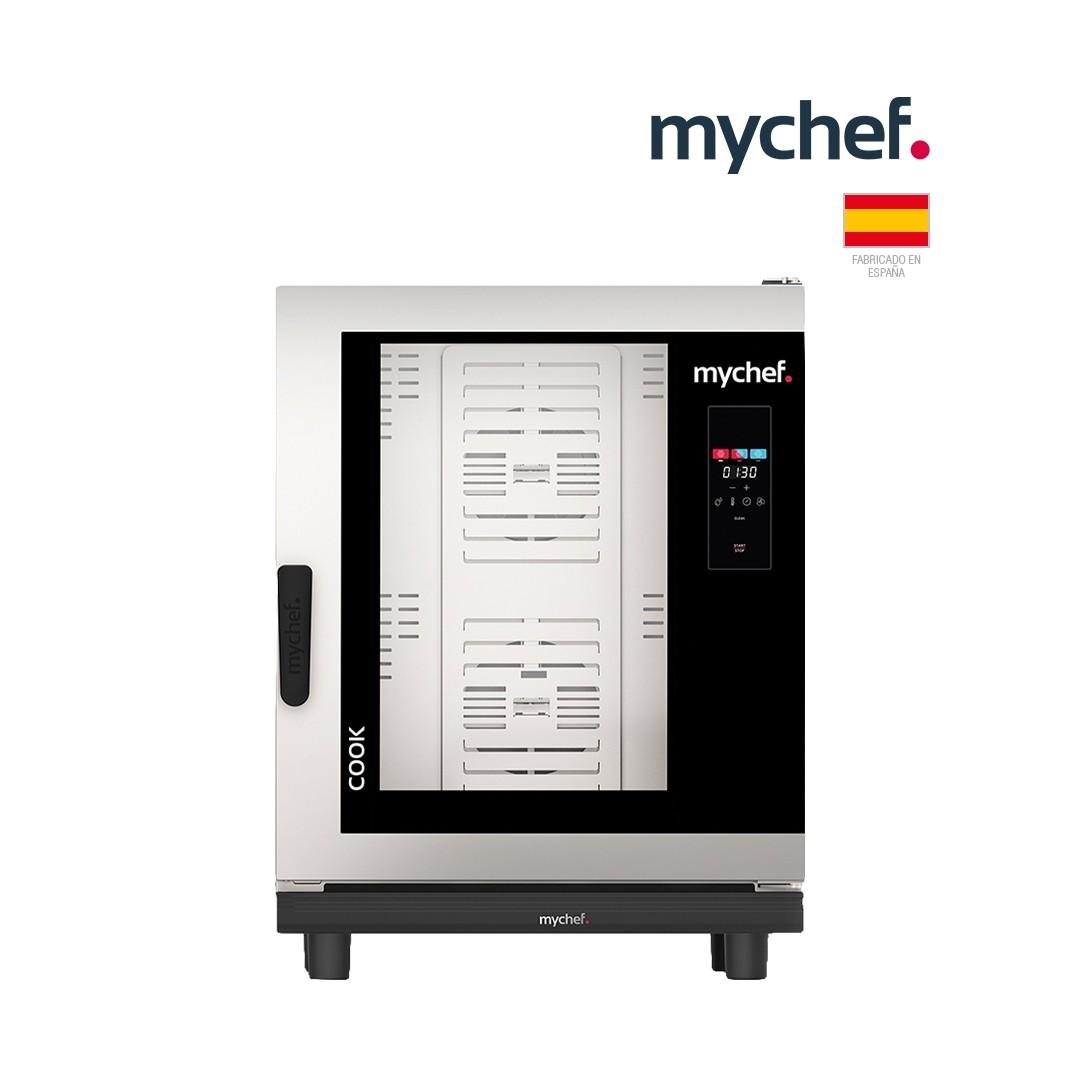 Horno Mixto MyChef Cook Pro 10 GN 1/1