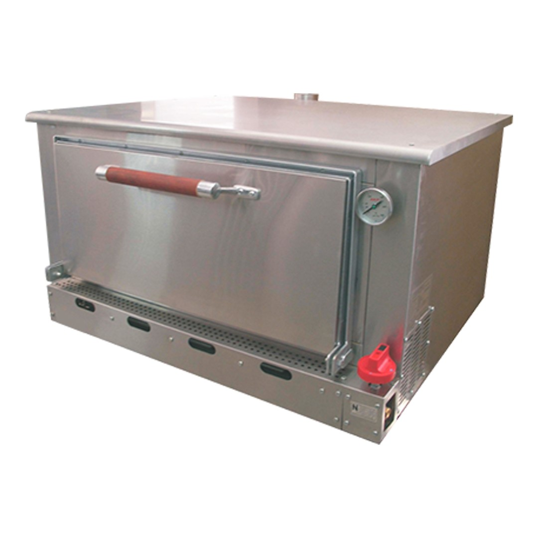 Horno Panadero Automático Brunetti Serie HPA