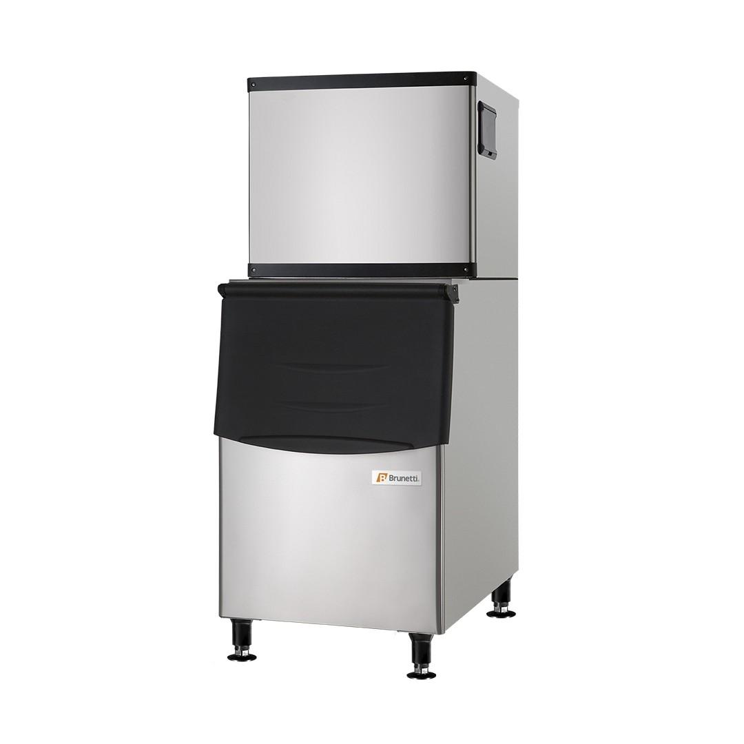 Fabricadora de Hielo en Cubos Brunetti ICM400B (350-400 Kgs/Dia)