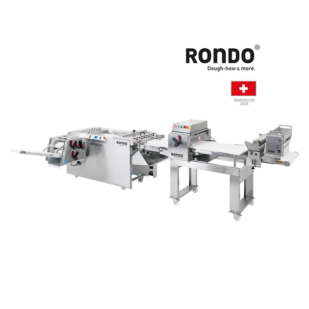 Medialunera Rondo Croissomat SCM50.A10