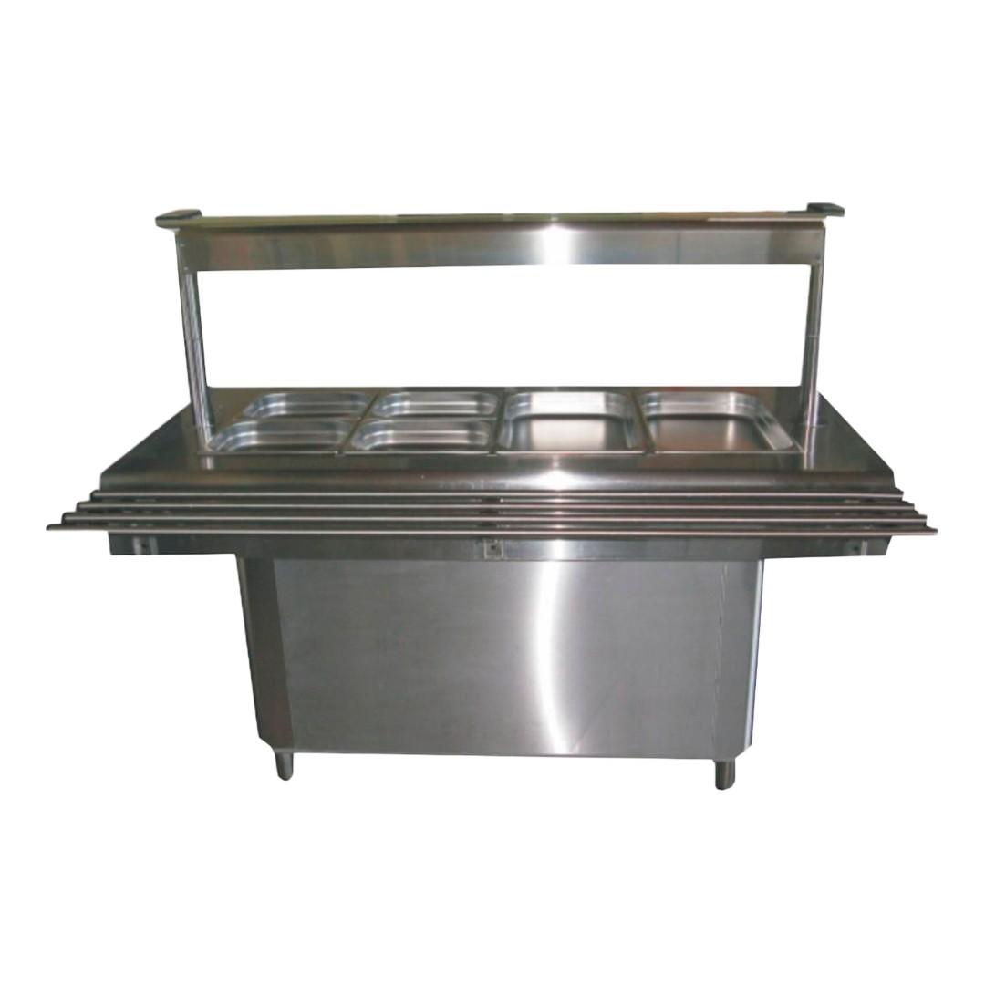 Salad Bar Brunetti SBAR1650