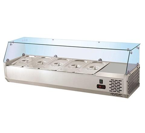 Topineras Refrigeradas Brunetti TPR1200