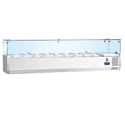 Topineras Refrigeradas Brunetti TPR1800